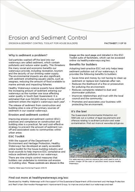 ESC Factheets