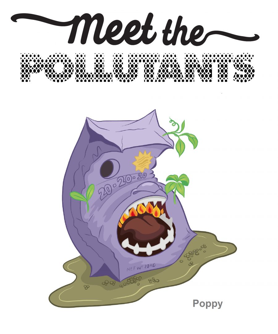 Meet the Pollutants - Images (part 2)