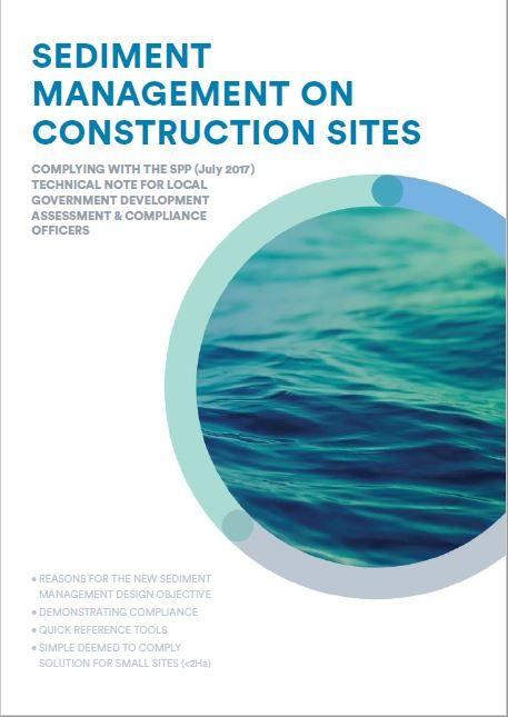 Sediment Management on Construction Sites