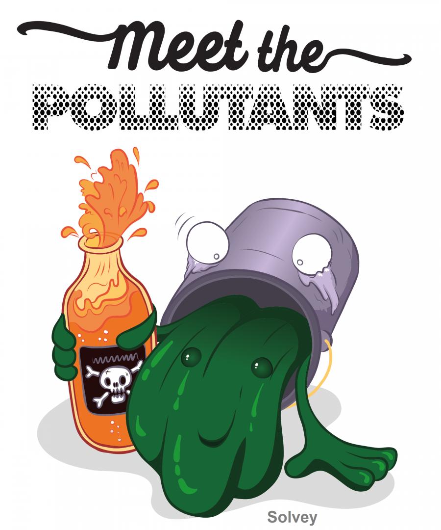 Meet the Pollutants - Images (Part 1)