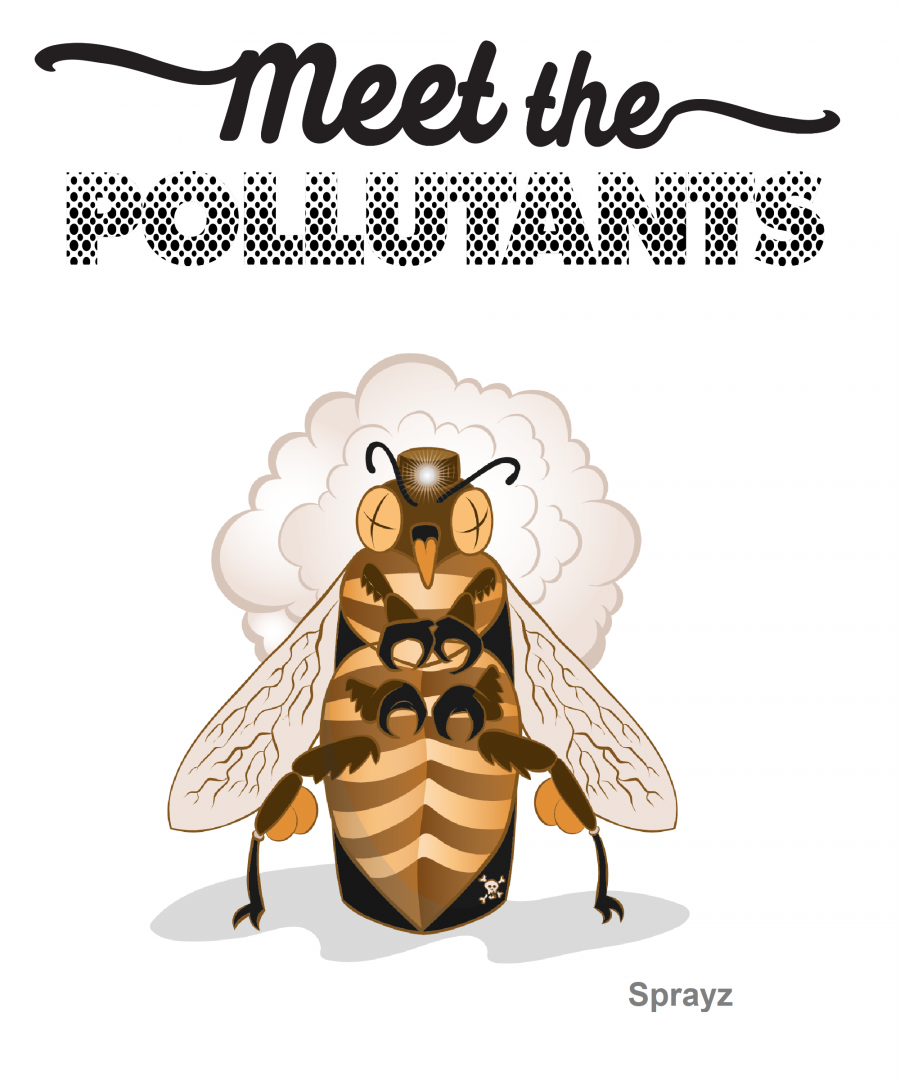 Meet the Pollutants - Card Game (Part 2)