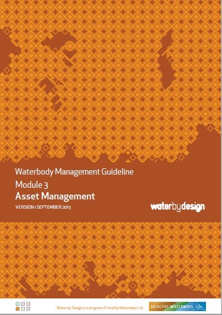 Waterbody Management Guideline: Module 3 Asset Management
