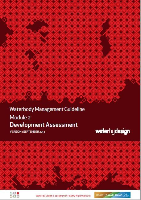 Waterbody Management Guideline: Module 2 Development Assessment