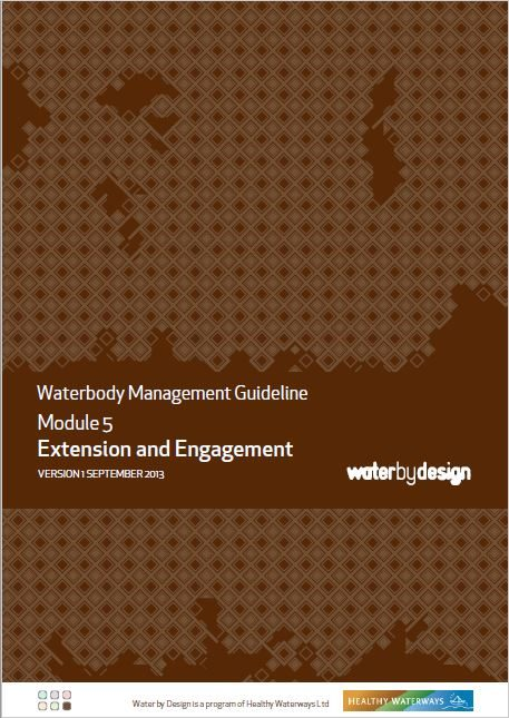 Waterbody Management Guideline: Module 5 Extension and Engagement