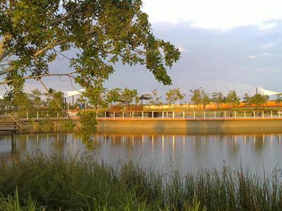 Water Sensitive Urban Design Waterways